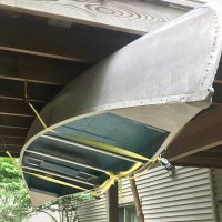 15 Foot SmokerCraft Canoe - Lake Canoe for sale
